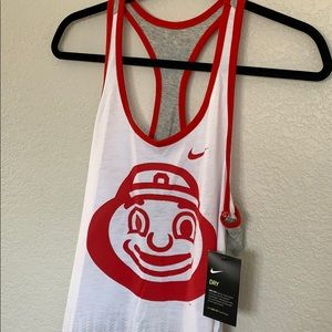 Ohio State Nike dri-fit tank